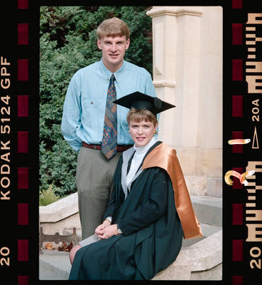 Negative: Lincoln Graduation 1992