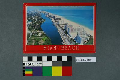 Postcard: Miami Beach