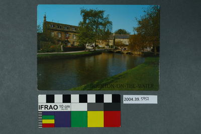 Postcard: Bourton-On-The-Water