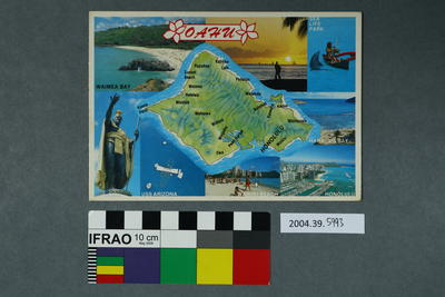 Postcard: Oahu