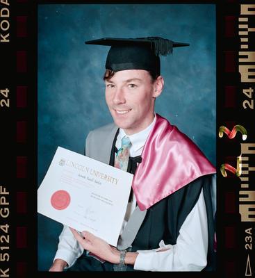 Negative: Lincoln Graduation 1992