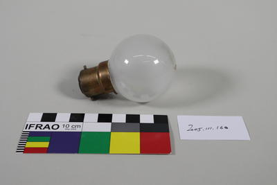 Light Bulb: Lion