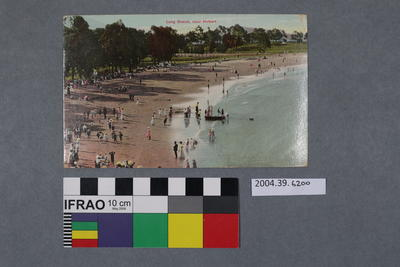 Postcard: Long Beach
