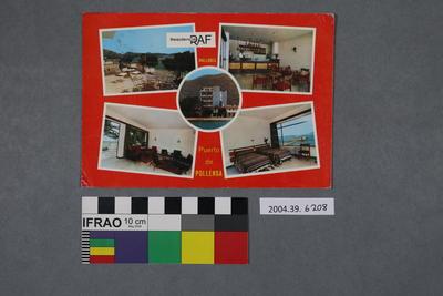Postcard: Hotel Scenes
