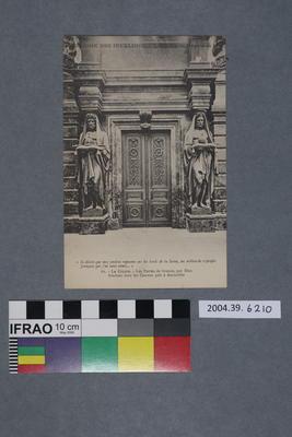 Postcard: Tomb of Napoléon I