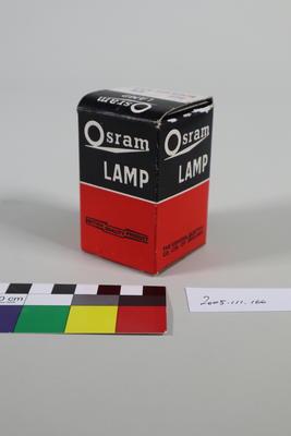 Light Bulb Box: Osram