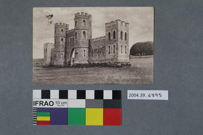 Postcard: Bath, Sham Castle