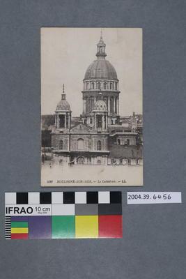 Postcard: Boulogne-Sur-Mer, La Cathédrale