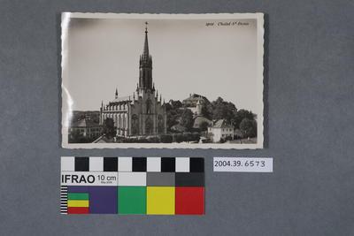 Postcard: Châtel St Denis