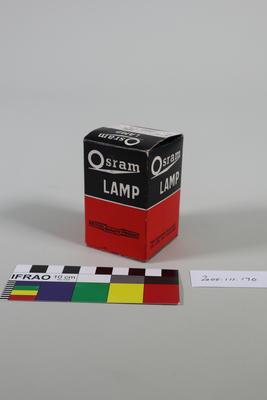 Light Bulb Packaging: Osram