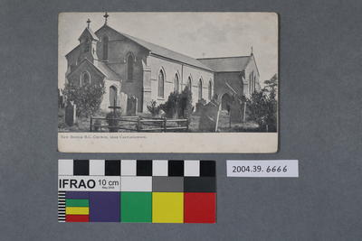 Postcard: New Bridge R.C. Church