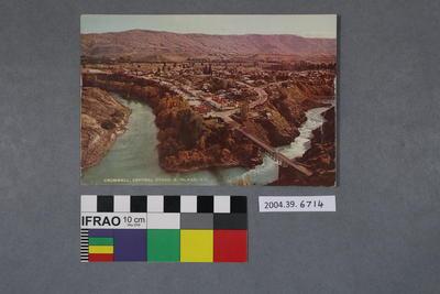 Postcard: Cromwell, Central Otago