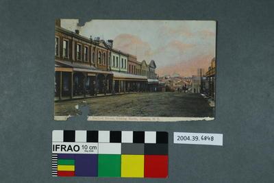 Postcard: Stafford Street, Timaru