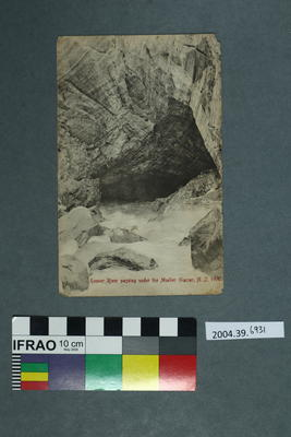 Postcard: Hooker River, N.Z.