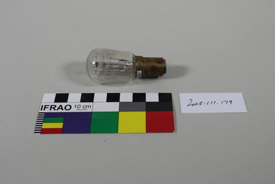 Light Bulb: Condor