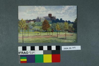 Postcard: St. Albans Abbey