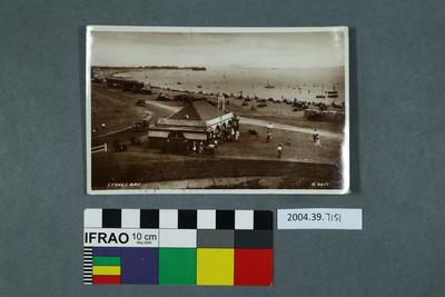 Postcard: Stokes Bay