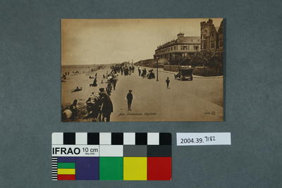 Postcard: The Promenade, Hoylake