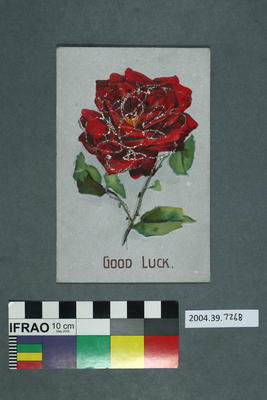 Postcard: Good Luck