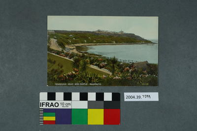 Postcard: Pendennis Head And Castle, Falmouth