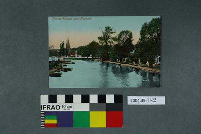 Postcard: Thorpe Village