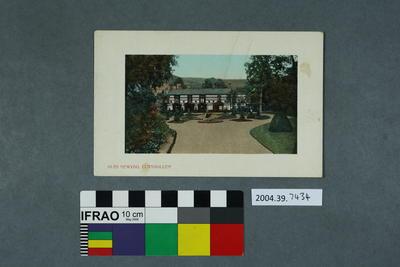 Postcard: Plas Newydd, Llangollen