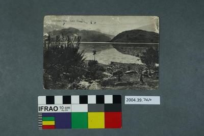 Postcard: Glen Dhu