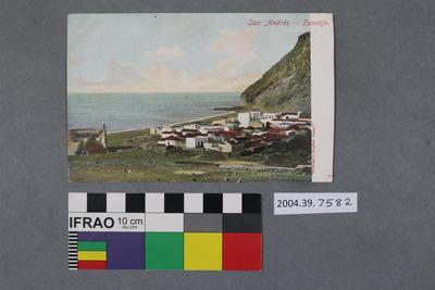 Postcard: San Andres