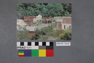 Postcard: Shantytown