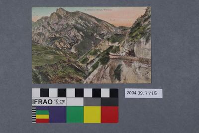 Postcard: In Skippers Gorge