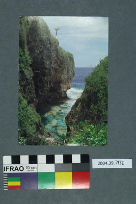 Postcard: Ocean