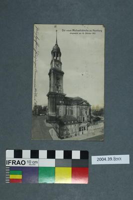Postcard: Hamburg