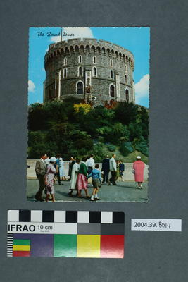 Postcard: The Round Tower