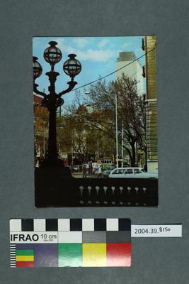 Postcard: Street view