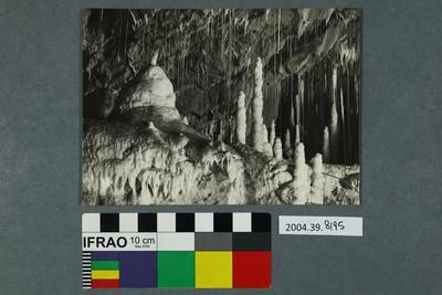 Postcard: Stalagmites