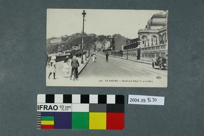 Postcard: Le Havre