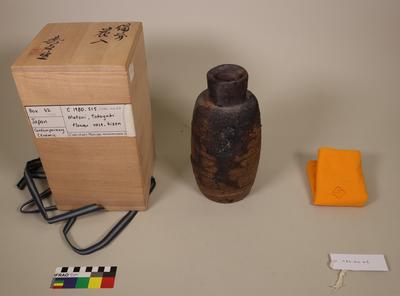 Bizen (Flower Vase)