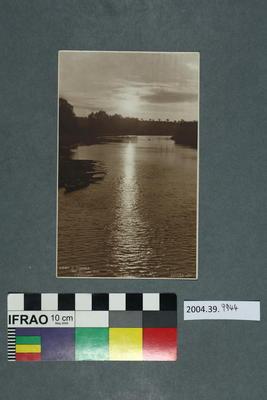 Postcard: R. Thames