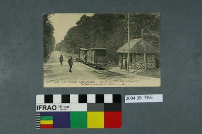 Postcard: Le Touquet Paris Plage