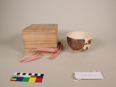 Tea bowl (cha wan)