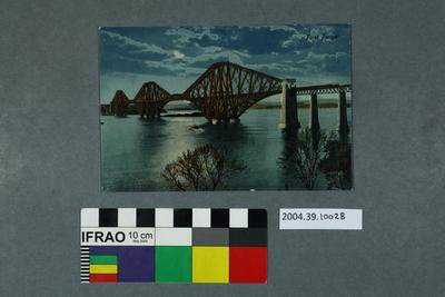 Postcard: Forth Bridge