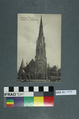 Postcard: Wesleyan Church