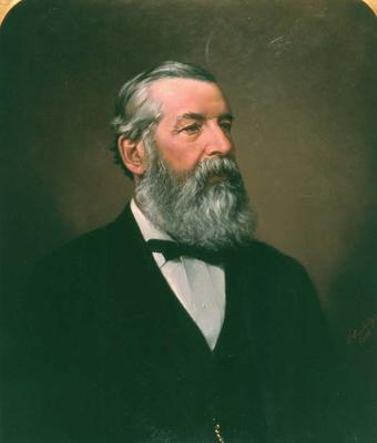 Painting: Sir Julius von Haast