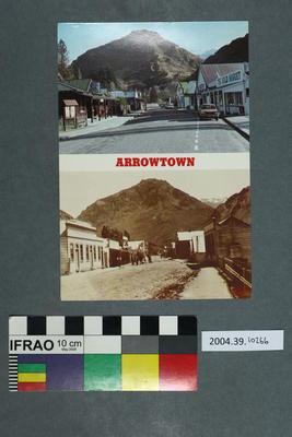 Postcard: Arrowtown