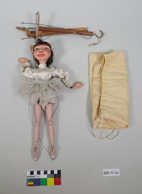 Marionette: Ballet dancer; ; 2005.111.241