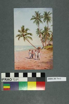 Postcard: Colombo