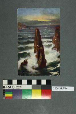 Postcard: The Scotch Coast