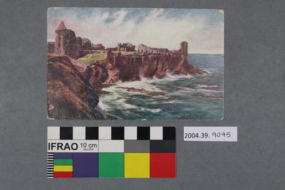 Postcard: The Castle