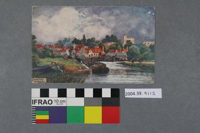Postcard: Brentford, Middlesex