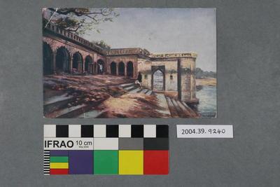 Postcard: The Massacre Ghat